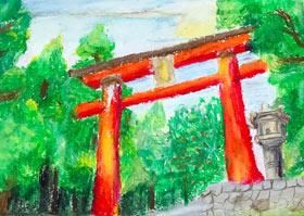 动漫班-2020年7月16日 ★暑假班★ 新起点画苑-学生作品