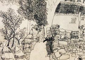 风景-儿童画B班-2020年8月6日 ★暑假班★ 新起点画苑-学生作品
