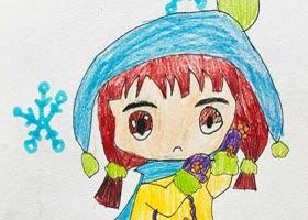 动漫基础班-2020年9月5日 ◆秋季班◆ 新起点画苑-学生作品