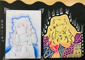 动漫精英A班-2020年9月11日 ◆秋季班◆ 新起点画苑-学生作品