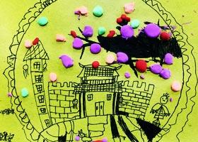 家-儿童画基础班-2020年9月20日 ◆秋季班◆ 新起点画苑-学生作