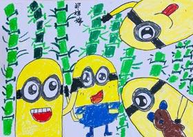 动漫基础班-2020年9月19日 ◆秋季班◆ 新起点画苑-学生作品