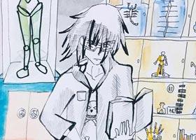 动漫精英B班-2020年9月26日 ◆秋季班◆ 新起点画苑-学生作品