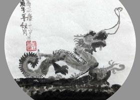 屋檐-国画精英班-2020年10月7日 ◆秋季班◆ 新起点画苑-学生作品