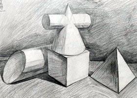 素描A班-2020年10月7日 ◆秋季班◆ 新起点画苑-学生作品