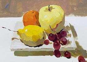 色彩B班-2020年10月11日 ◆秋季班◆ 新起点画苑-学生作品