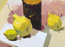 色彩B班-2020年10月25日◆秋季班◆新起点画苑-学生作品