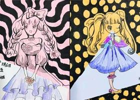 动漫精英A班-2020年11月6日◆秋季班◆新起点画苑-学生作品