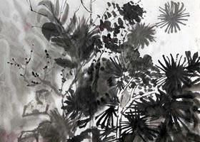 风景-国画精英班-2020年11月14日◆秋季班◆新起点画苑-学生作品