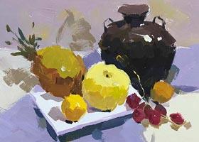 色彩B班-2020年11月15日◆秋季班◆新起点画苑-学生作品