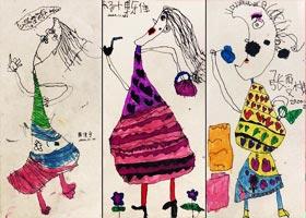 月亮姐姐-儿童画启智班-2020年11月20日◆秋季班◆新起点画苑-学生作品
