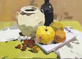 色彩A班-2020年11月28日◆秋季班◆新起点画苑-学生作品