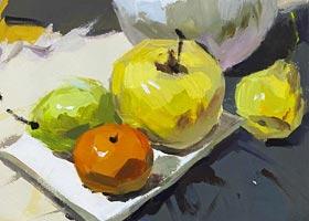 色彩A班-2020年12月12日◆秋季班◆新起点画苑-学生作品