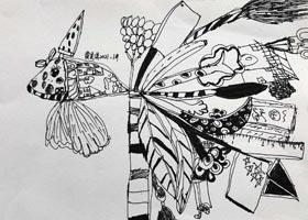 考试-儿童画大师班-2021年1月9日◆秋季班◆新起点画苑-学生作品
