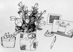 儿童画A班-2021年1月28日★寒假班★新起点画苑-学生作品