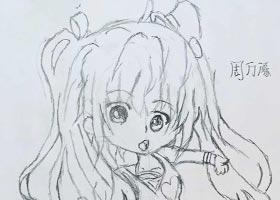 动漫B班-2021年1月28日★寒假班★新起点画苑-学生作品