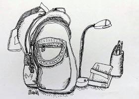 儿童画A班-2021年1月29日★寒假班★新起点画苑-学生作品