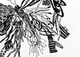 蝶变-儿童画大师班-2021年4月16日◆春季班◆新起点画苑-学生作