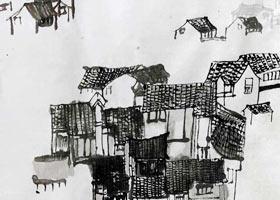 江南春潮-国画大师班-2021年6月5日◆春季班◆新起点画苑-学生