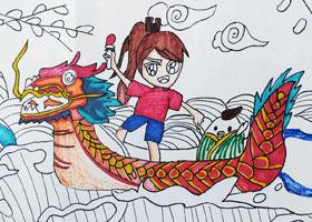 动漫精英B班-2021年6月5日◆春季班◆新起点画苑-学生作品