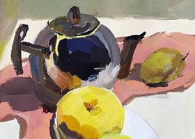 色彩A班-2021年6月5日◆春季班◆新起点画苑-学生作品