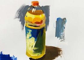 色彩B班-2021年6月19日◆春季班◆新起点画苑-学生作品