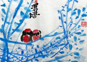 芦丛-国画班-2021年7月12日★暑假班★新起点画苑-学生作品