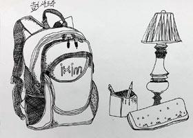儿童画A班-2021年7月29日★暑假考级培训★新起点画苑-学生作品