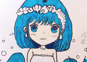 动漫精英B班-2021年9月4日◆秋季班◆新起点画苑-学生作品