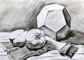 素描A班-2021年9月4日◆秋季班◆新起点画苑-学生作品