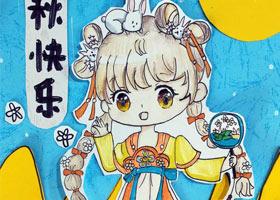 动漫精英B班-2021年9月20日◆秋季班◆新起点画苑-学生作品