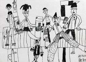 上学-儿童画创想A班-2021年9月25日◆秋季班◆新起点画苑-学生