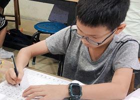 硬笔书法A班-2021年9月25日◆秋季班◆新起点画苑-学生作品