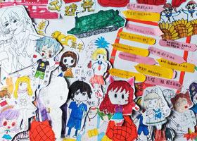 动漫基础班-2021年10月7日◆秋季班◆新起点画苑-学生作品