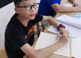 硬笔书法C班-2021年10月7日◆秋季班◆新起点画苑-学生作品