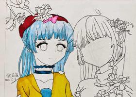 动漫精英A班-2021年10月09日◆秋季班◆新起点画苑-学生作品