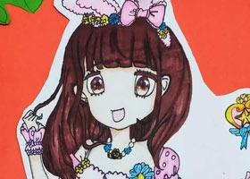 动漫精英A班-2021年10月15日◆秋季班◆新起点画苑-学生作品