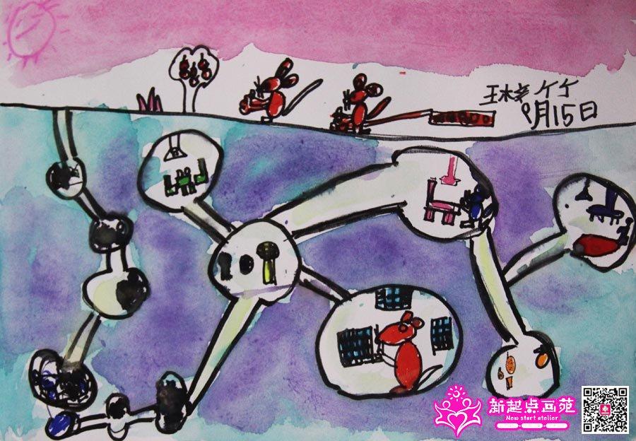 王梓竹(画)