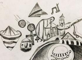 主题绘画班-2018年11月16日【秋季班】学生作品-新起点画苑