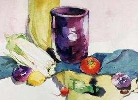 色彩班-2019年1月15日 ◆寒假班◆ 学生作品-新起点画苑