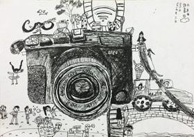 主题绘画班-2019年3月22日【春季班/高峰店】新起点画苑-学生作品