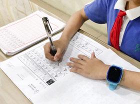 硬笔书法A班-2019年6月13日【春季班/高峰店】新起点画苑-学生作品