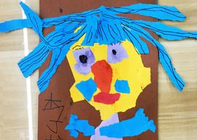 爸爸妈妈-儿童画班-2019年7月25日 ◆暑假班/新围店◆ 新起点画苑-学生作品