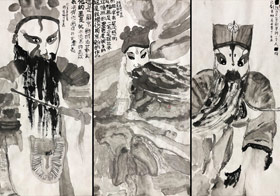 国画大师班-2019年9月7日 ◆秋季班/高峰店◆ 新起点画苑-学生作品