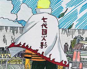 动漫精英B班-2019年9月14日 ◆秋季班/高峰店◆ 新起点画苑-学生作品