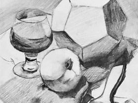 素描A班-2019年9月14日 ◆秋季班/高峰店◆ 新起点画苑-学生作品