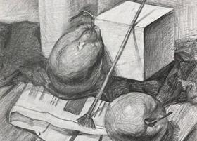 素描A班-2019年10月12日 ◆秋季班/高峰店◆ 新起点画苑-学生作品