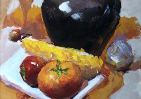 色彩班-2019年10月25日 ◆秋季班/高峰店◆ 新起点画苑-学生作品