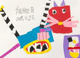 机器动物-儿童画创想班-2019年11月23日 ◆秋季班/高峰店◆ 新起点画苑-学生作品