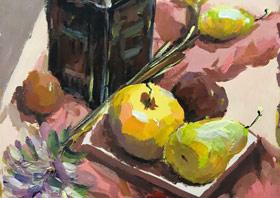 色彩班-2019年11月20日 ◆秋季班/高峰店◆ 新起点画苑-学生作品